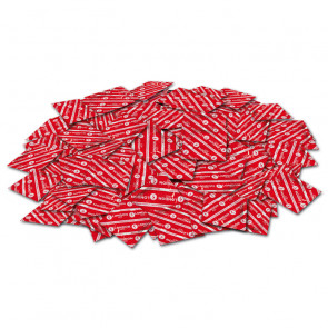 LONDON Red, Strawberry, 1000 Condoms, 20,5 cm (8 in)