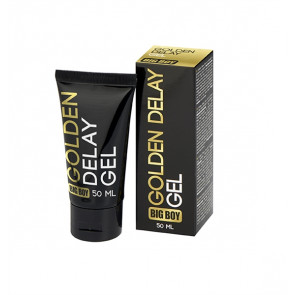 Cobeco Big Boy, Golden Delay Gel, 50 ml (1,7 oz)
